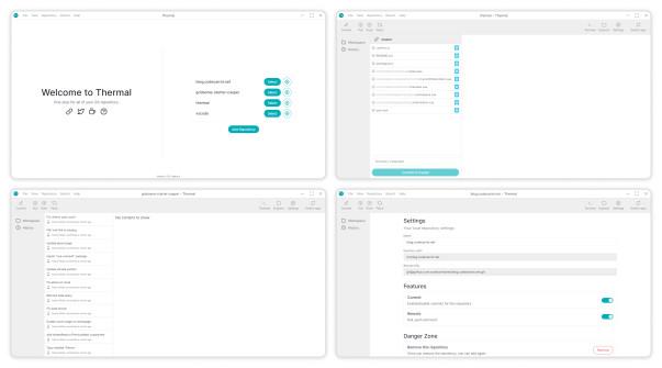 Open source Git GUI project | Milaap