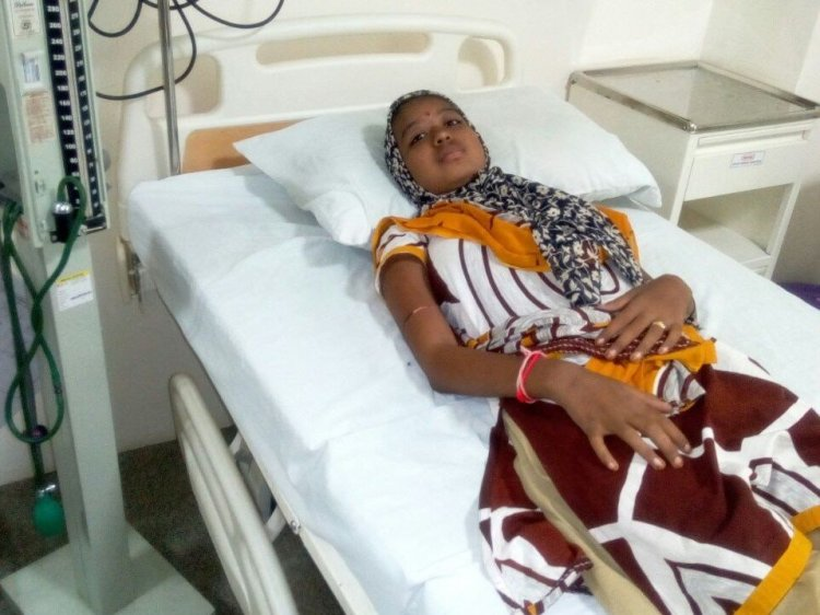 16-year-old Daughter Of A Farmer Who Committed Suicide Now