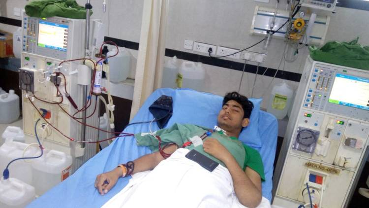 4 Years On Dialysis, 1 Transplant And Still This Cricketer