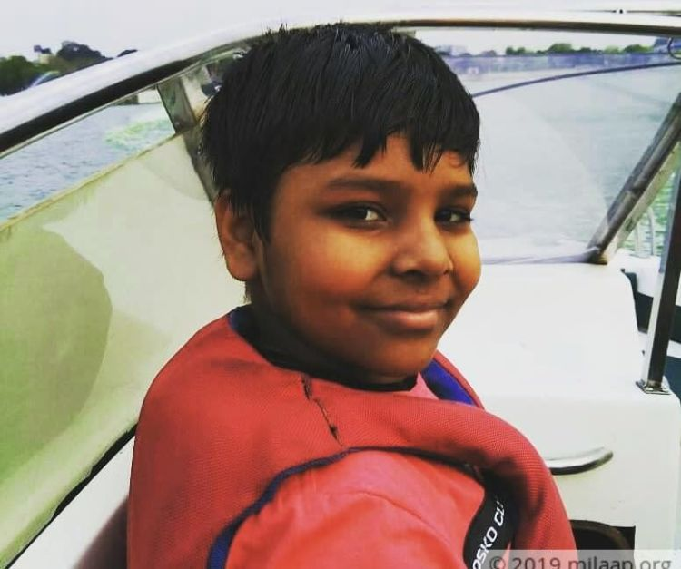 Boy Living With A Dangerous Disease For 4 Years Before It