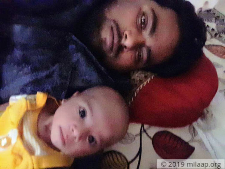 With Only Few Hours Left For His 3-Month-Old's Heart Surgery