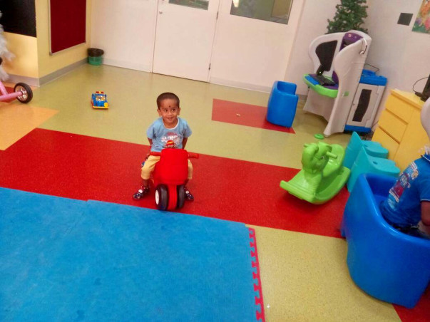 Support Likhit's treatment To Save Him From Rare Genetic Condition