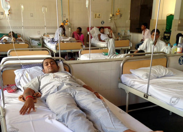 Help Piyush (Pratik) Fight Against Blood Cancer