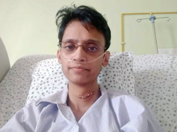 Help Shabana Recover From Lung Failure