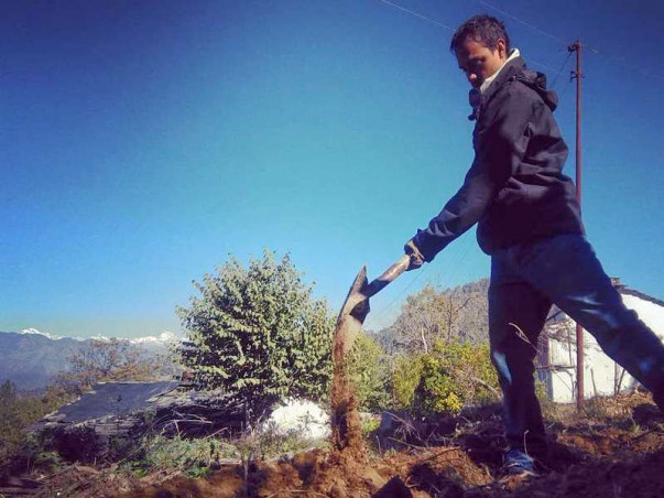 Help Malsain Hills Become A Sustainable Model For Rural Himalayas