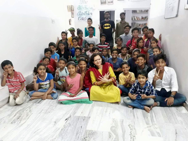 Help A Mother to Secure the Future of her 546 Children