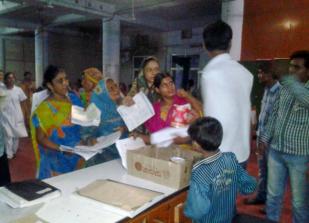 Healthy Food for Poor Women and children at all govt Hospitals