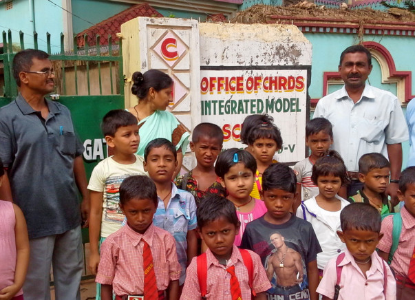 I am fundraising to help underprivileged children of CIM School