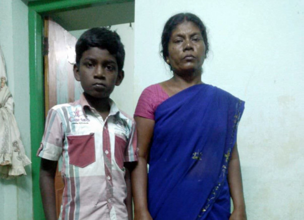 His Father's Daily Wages Are Not Enough To Save Him From Death