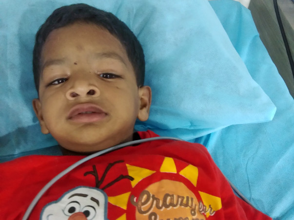 Help 3-year-old Fight Cancer