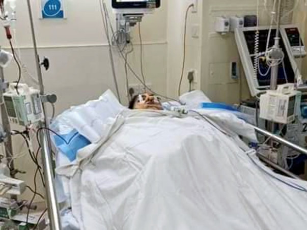 Help my friend Mohani Roy fight Road traffic accident with polytrauma