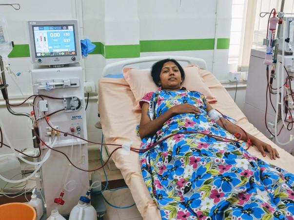 Please help Ramya For Her Kidney Transplantation