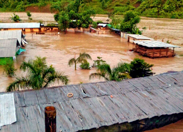 Flood ravages their property worth Rs.25 lakhs, HELP these 120 Orphans