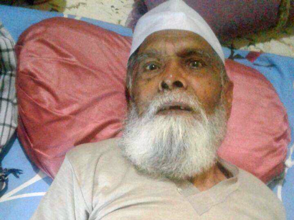 Financial help needed to save life of a senior citizen
