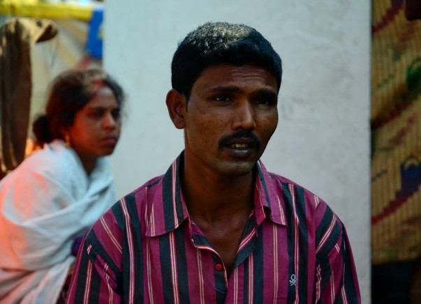 Rahul lost his livelihood in the fire. Help him restart his life.