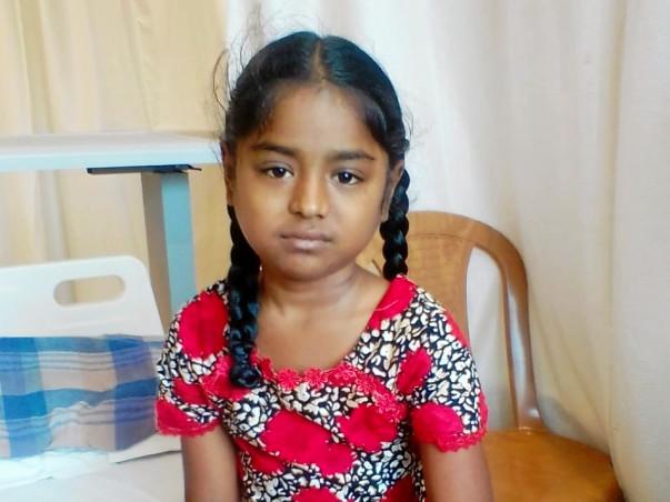 Help 10-yr-old Sanjana Fight Against Cancer