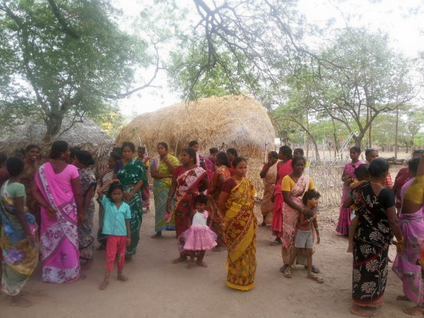 Support Rural Poor Women's Livelihood Skill Training
