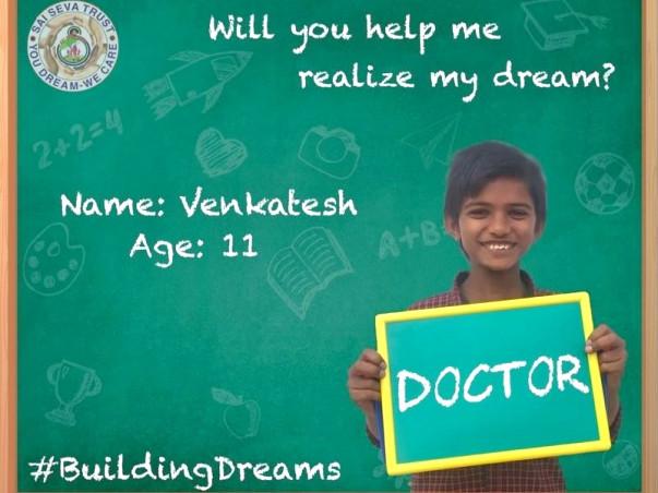 Help Sai Seva Trust Build Dreams Of Orphan Kids