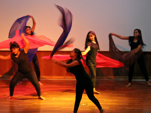 Help 14 girls from Mumbai's red-light area perform on UK stages!