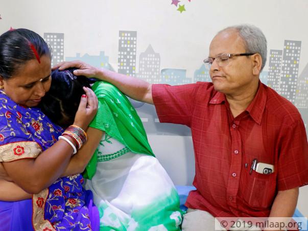 Help Pooja to fight disease