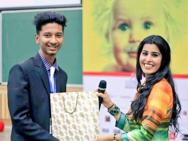 Help Amlanjyoti Khanikar from Northeast persue his summer in Harvard.