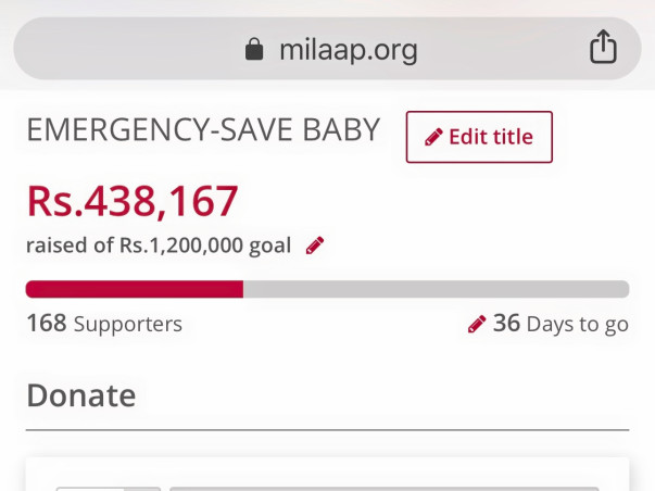 EMERGENCY-SAVE BABY