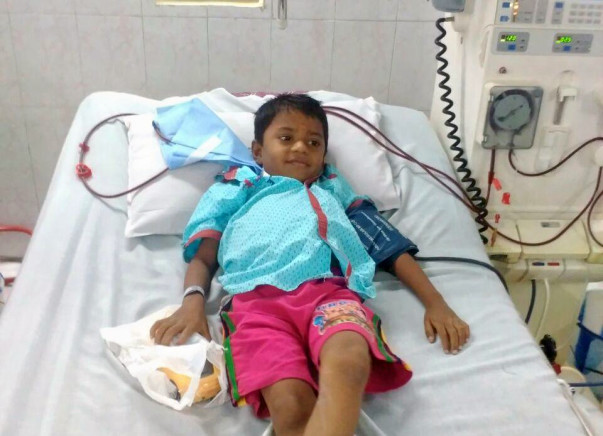 Help Lochan t Fight Against Kidney Failure