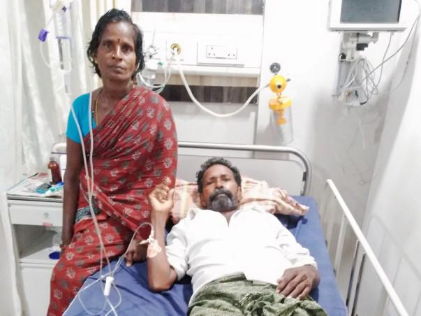 Help SivaBabu Chilakalapudi fight liver issue