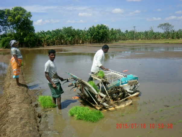Help make agriculture possible for small and marginal farmers