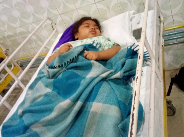 Help Liansang Zuali Recover From Epilepsy