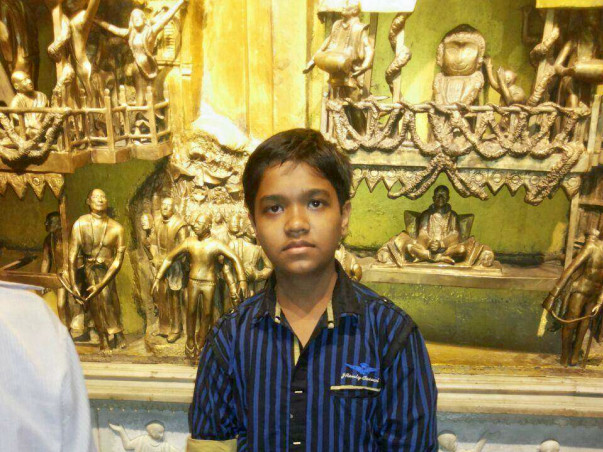 Help Virat in fighting Mixed Phenotype Acute Leukemeia (Blood Cancer)