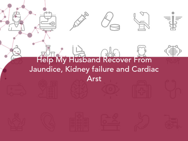 Help My Husband Recover From Kidney Problems