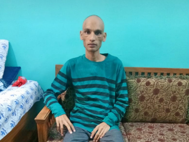 Help My Friend Pushpendra Negi Fight Stomach Cancer