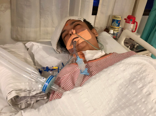 Help My Cousin Recover