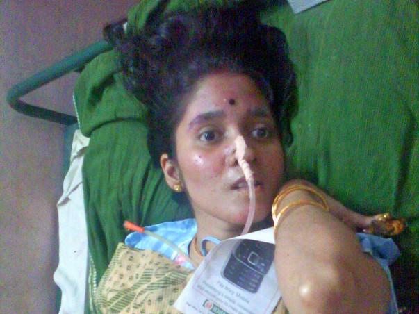 Help Radhika from Brain TB