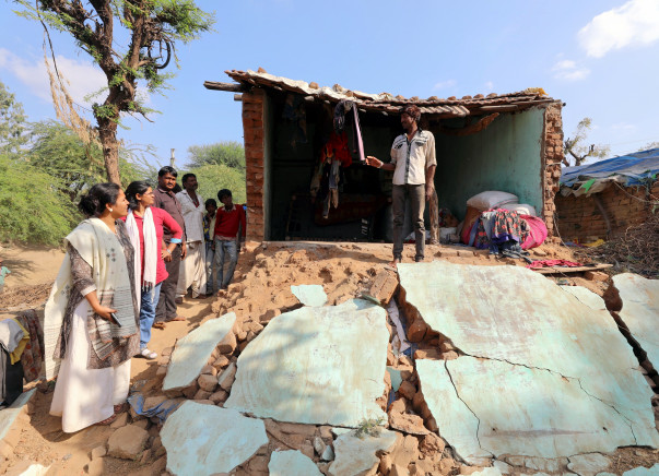 Help Javanbhai Rebuild his Home