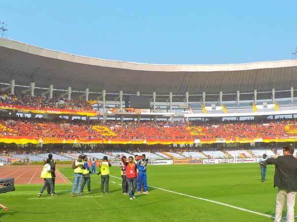 Indian Football Team Gallery Activities