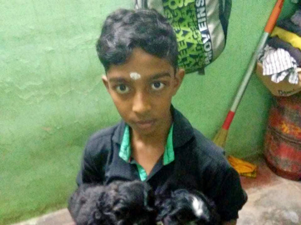13 Years Old Mithun Needs Your Help Fight Accident And Head Injury