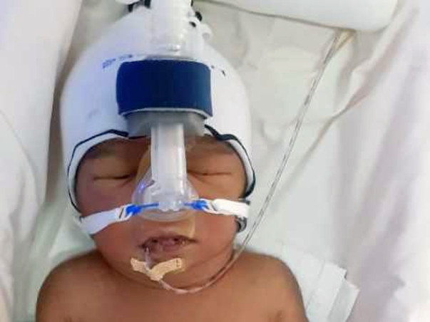 Help Nabeesha's Son Recover