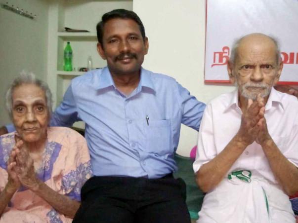 Help old age people