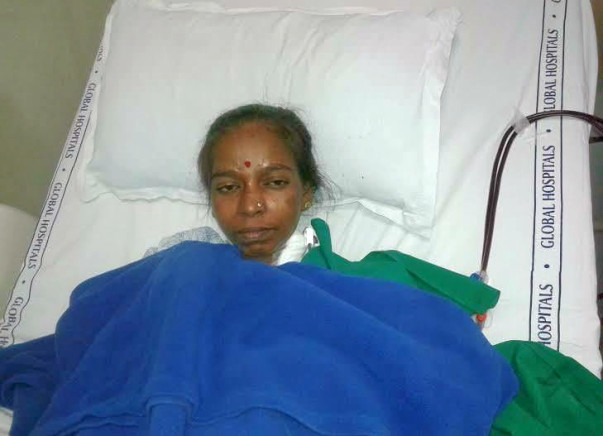 Help Sucheta Undergo A Kidney Transplant