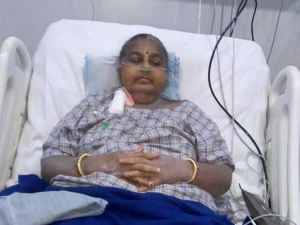 Help Vasumati Fight GBS,TB and Diabetes
