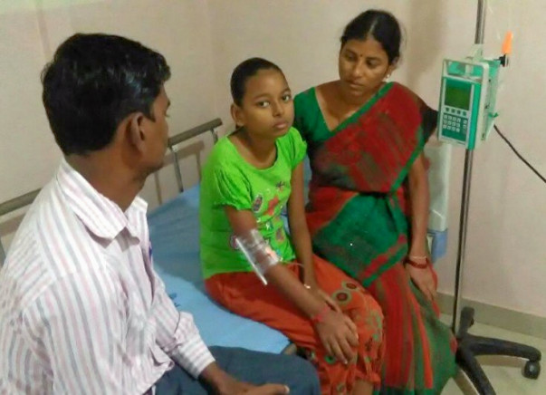Help Nitya - Stem Cell Transplant