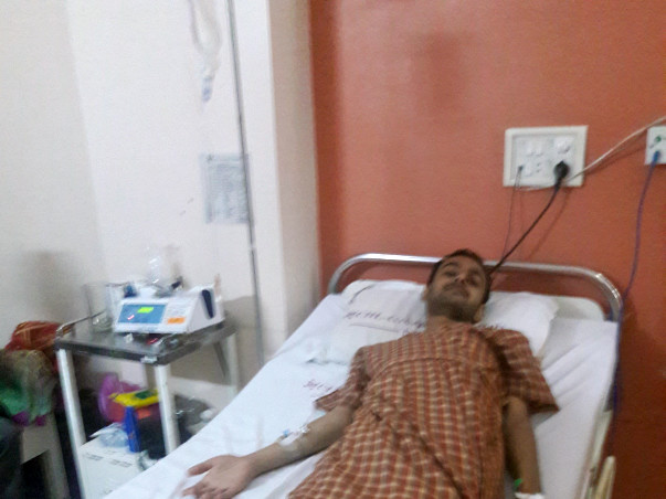 Please Help Krishna Pandya Fight Cancer