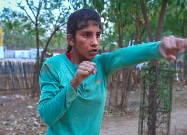 Support Pooja in her quest for becoming the best boxer in India