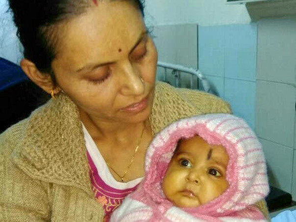 Help This 6-Month-Old Baby Girl Whose Belly Is Bloating Every Second