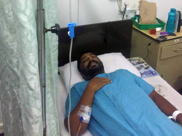Help Renjith Fight Cancer For The Third Time.
