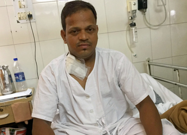 Help Altaf To Undergo Kidney Transplant: Save Him & His Family