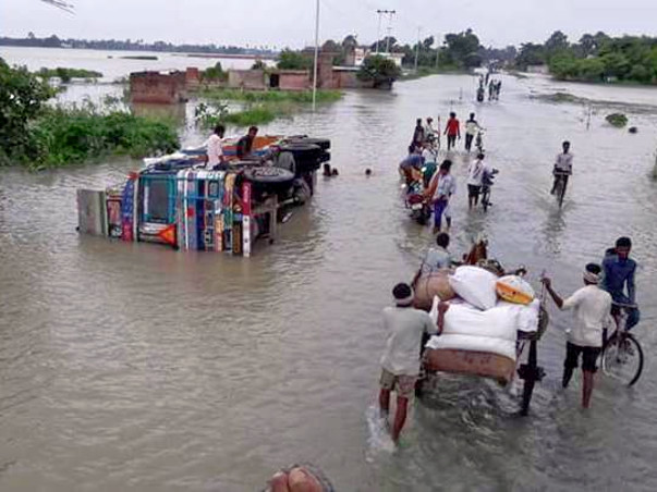 Donate for Bihar Flood Relief #BiharFloods2017