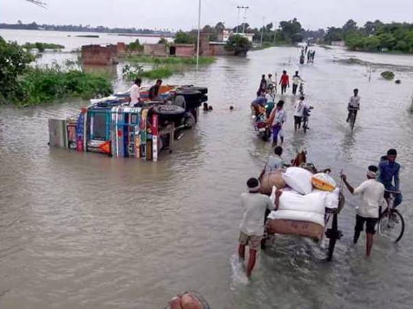 Donate for Bihar Flood Relief #BiharFloods2017